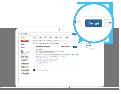 SecureDolphin - 点对点邮件加密[Chrome 扩展]丨apprcn.com 反斗软件